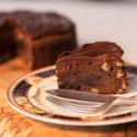 Chocolate & Pecan Cake