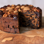 Traditional fruit cake from Mrs Gills, made using a special recipe that is over 200 years old!