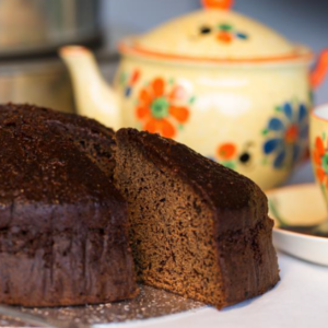 Packed full of spices & treacle, it's simply bursting with flavour!
