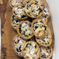 Delicious sweet, short crust pastry and filled with the finest luxury mincemeat.